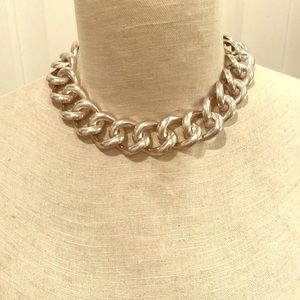 Jewelry - Stunning solid sterling silver necklace